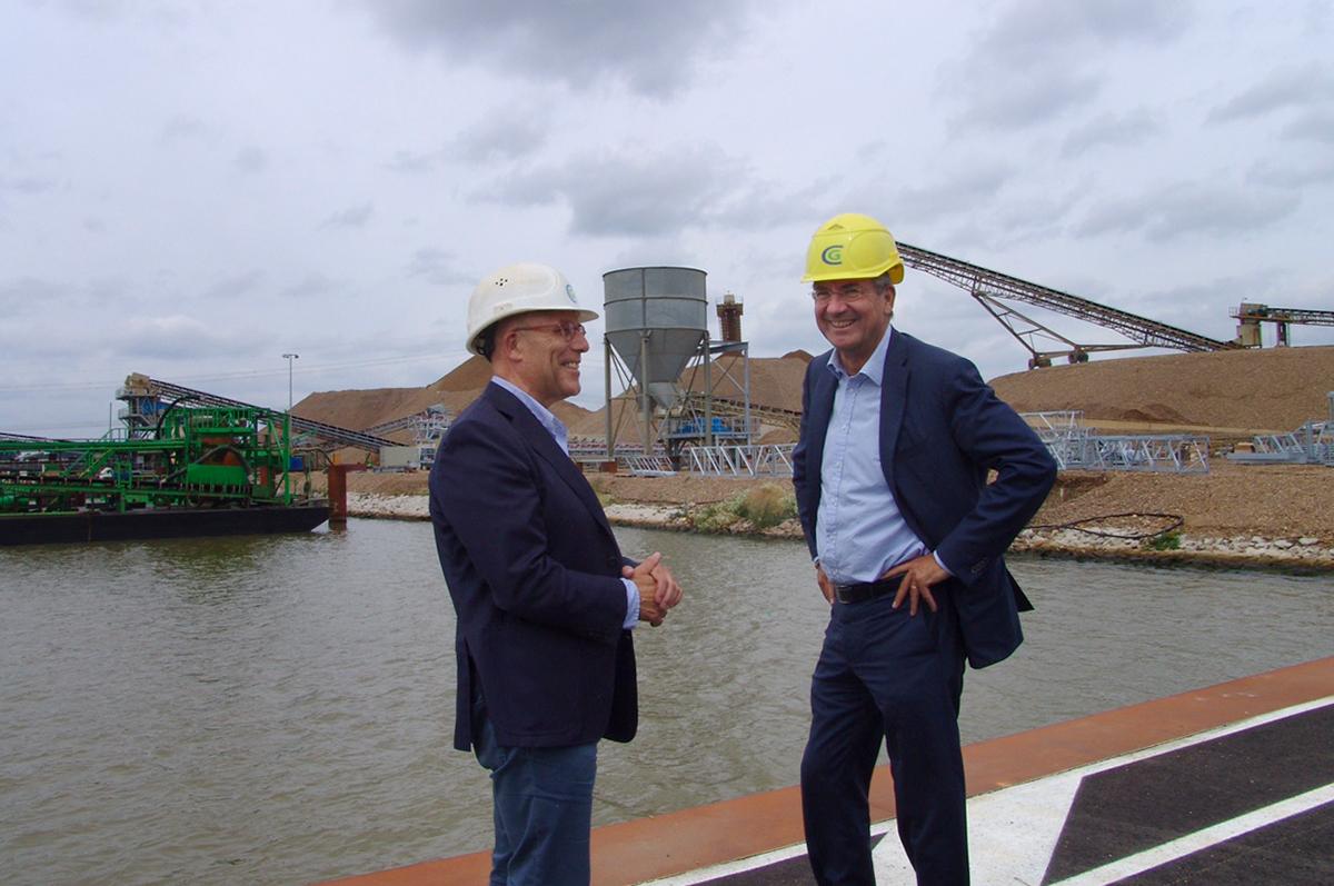 Maxime Verhagen en Kees van der Veeken